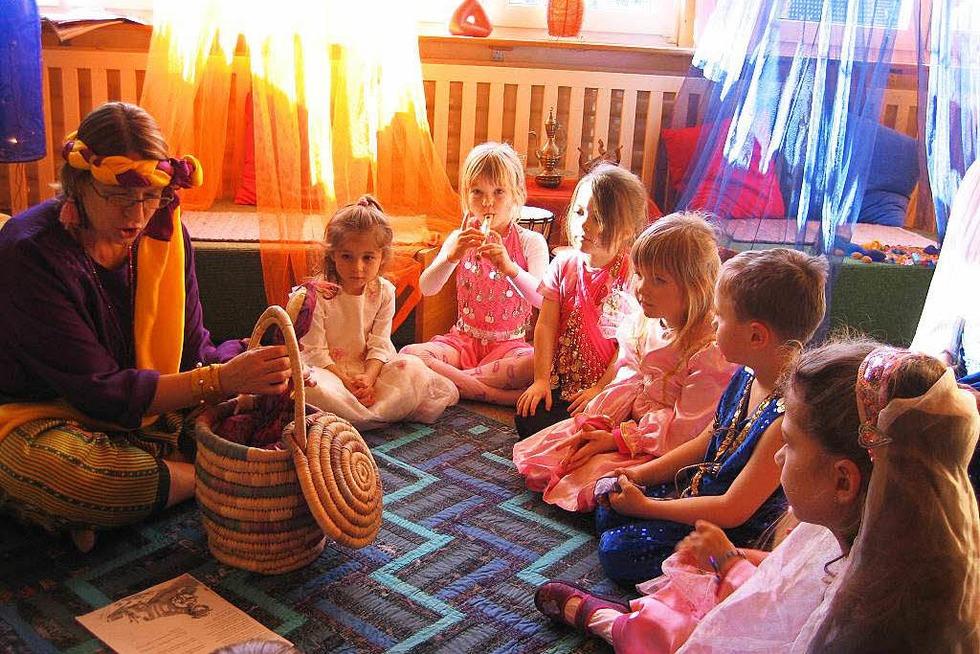 Kindergarten Farbdüpfli (Weitenau) - Steinen