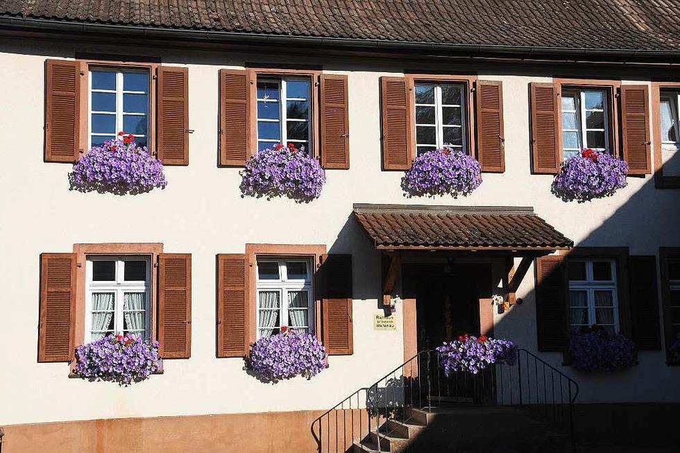 Rathaus Weitenau - Steinen