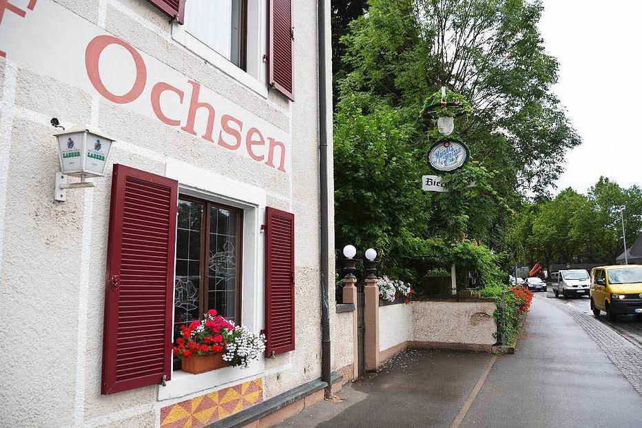 Gasthaus Ochsen - Eimeldingen