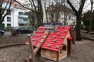 Spielplatz Goethestraße (Wiehre)