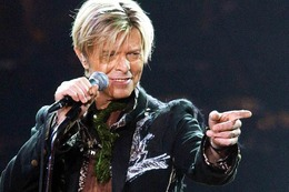 Fotos: Erinnerungen an David Bowie