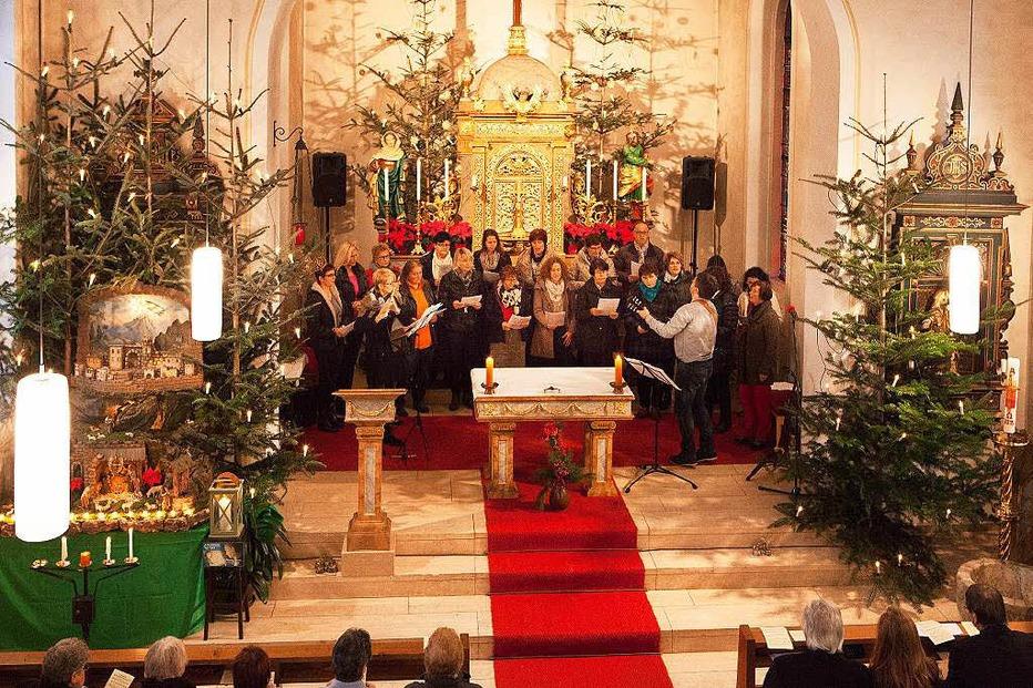 Kirche Maria Heimsuchung (Suggental) - Waldkirch