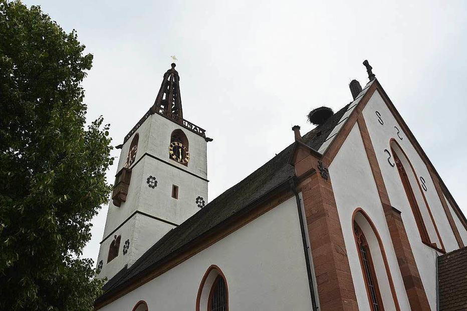Evang. Kirche St. Georg - Denzlingen
