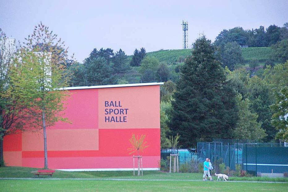 Ballsporthalle - Denzlingen