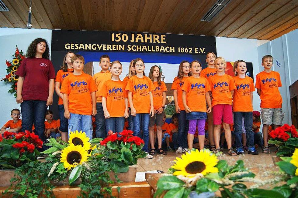 Gemeindehalle - Schallbach
