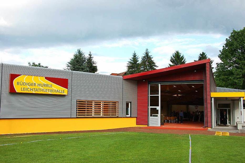 Rüdiger-Hurrle-Leichtathletikhalle - Offenburg
