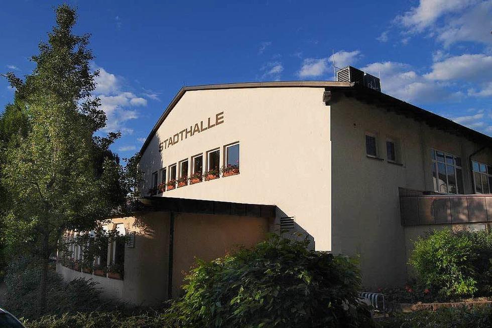 Stadthalle - Mahlberg