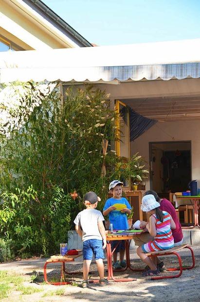Ev. Kindergarten - Fischingen