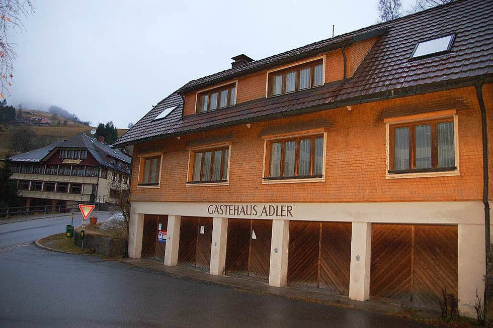 Hotel Adler (Muggenbrunn) - Todtnau