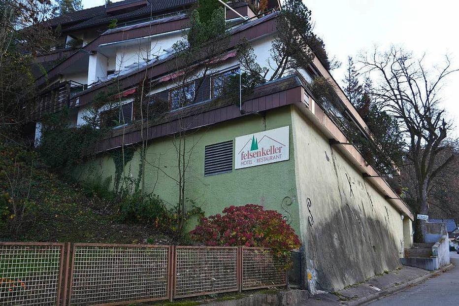 Gasthaus Felsenkeller (geschlossen) - Waldkirch