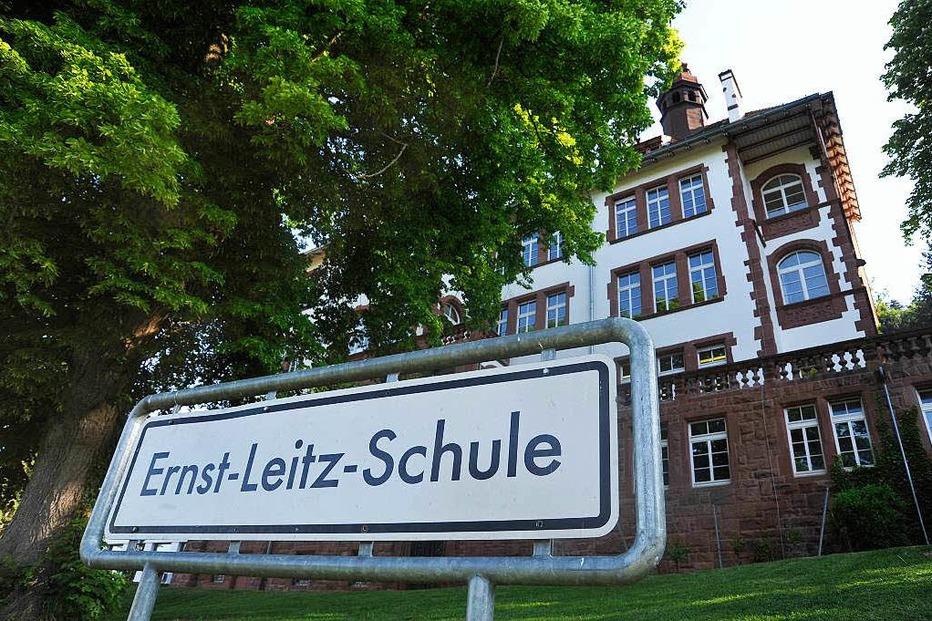 Ernst-Leitz-Schule - Sulzburg