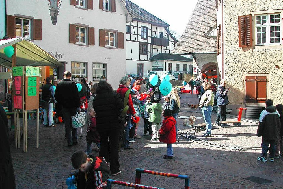 Zähringerplatz (Altstadt) - Rheinfelden