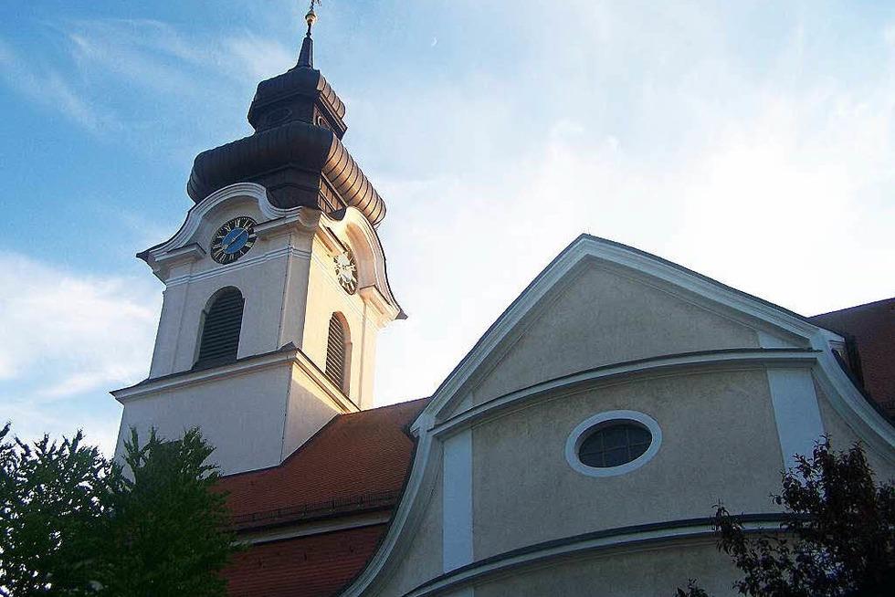 Kirche St. Laurentius - Friesenheim