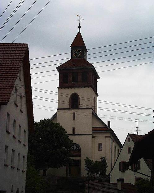 Ev. Laurentiuskirche - Binzen