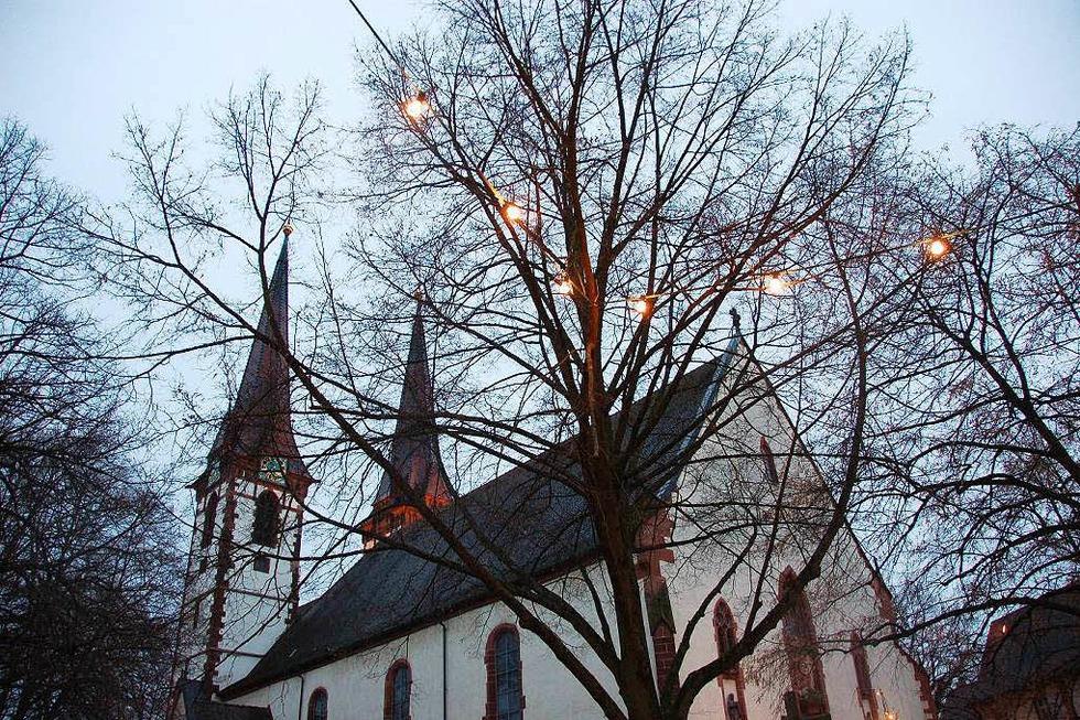 Katholisches Pfarrkirche Sankt Laurentius Kenzingen - Kenzingen