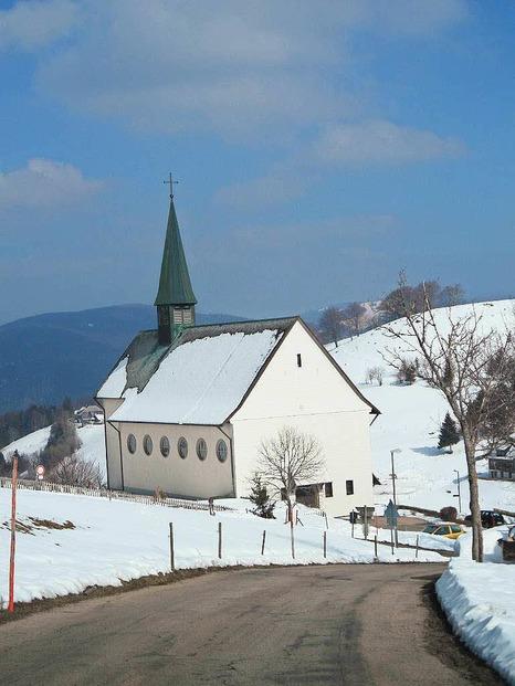 Katholische Kirche St. Laurentius (Hofsgrund) - Oberried