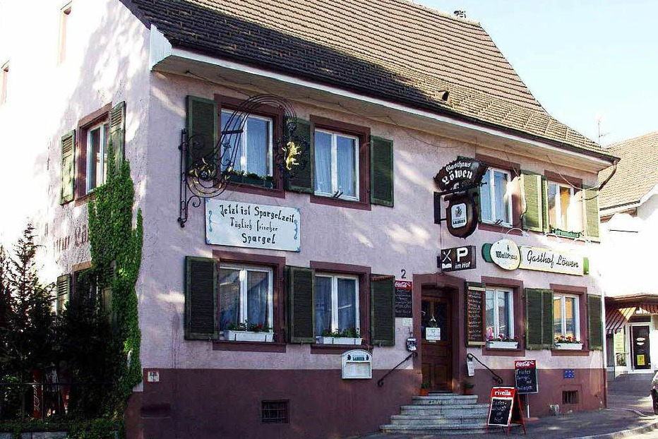 Gasthaus Löwen (Wyhlen) - Grenzach-Wyhlen