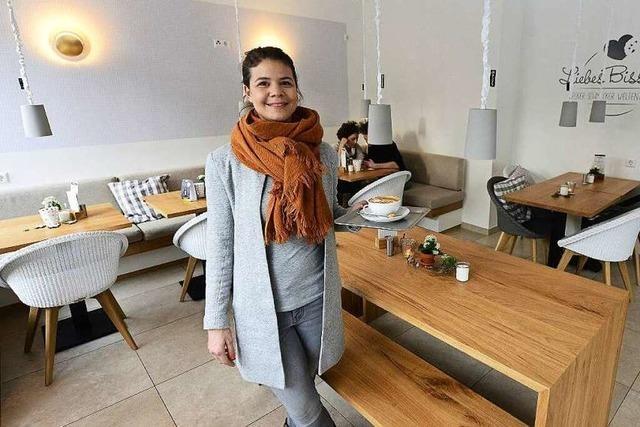 Café Liebes Bisschen: Ein Stadtteilcafé für die Beurbarung