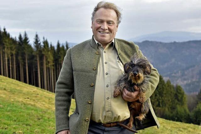 Förster Johannes Wiesler über den Wert der Familie und der Natur