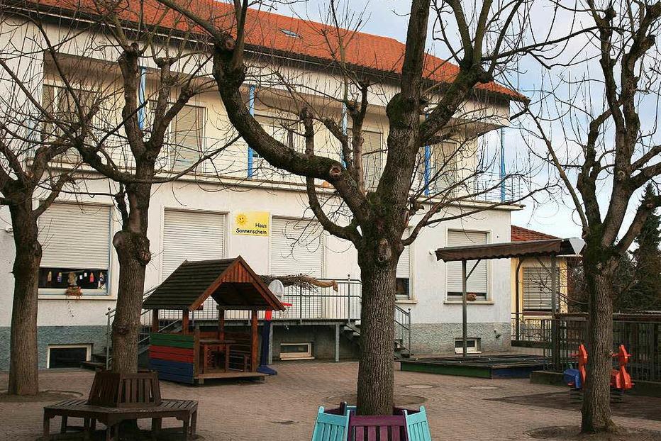 Kindergarten Sonnenschein Grafenhausen - Kappel-Grafenhausen