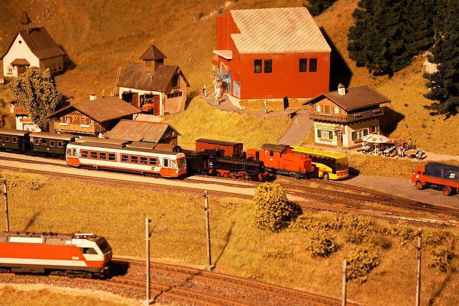 Modellbahnzentrum, Schluchsee - Badische Zeitung TICKET