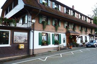 Gasthaus Haldenhof (Neuenweg-Heubronn)