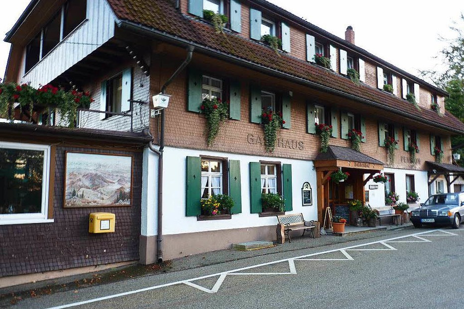 Gasthaus Haldenhof (Neuenweg-Heubronn) - Kleines Wiesental