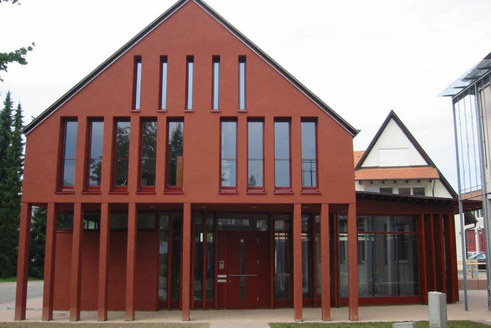 Evangelisches Gemeindehaus - Friesenheim