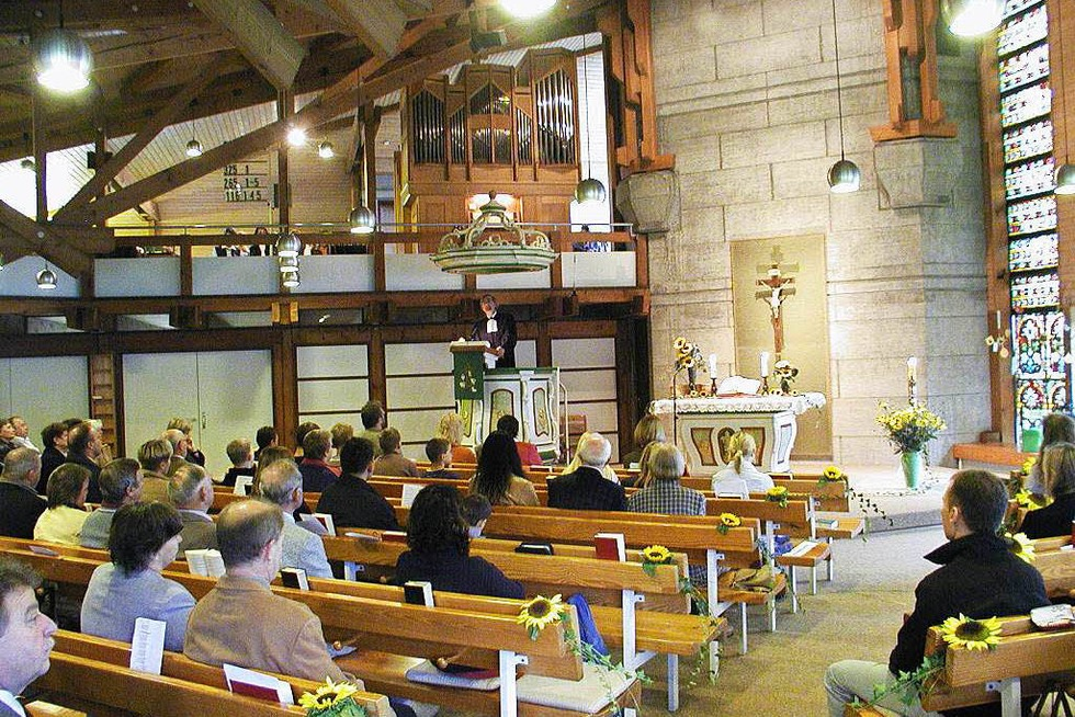 Ev. Kirche Zum guten Hirten (Diersburg) - Hohberg