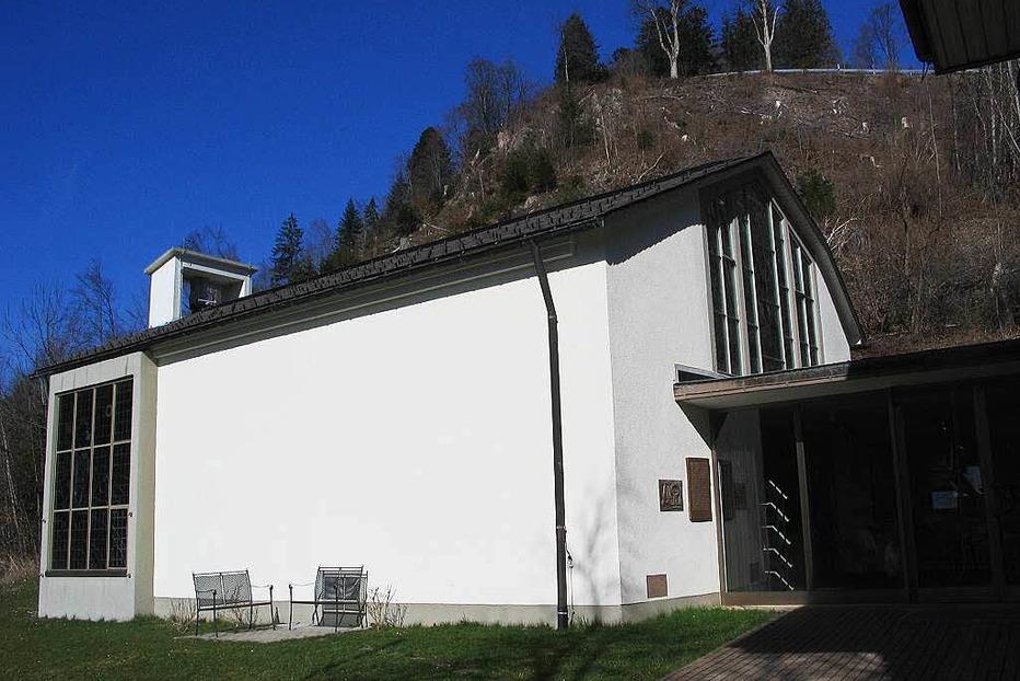Ev. Kirche des Guten Hirten - Todtmoos
