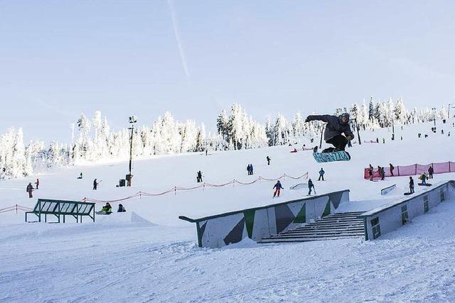 TPS Snowpark Mehliskopf