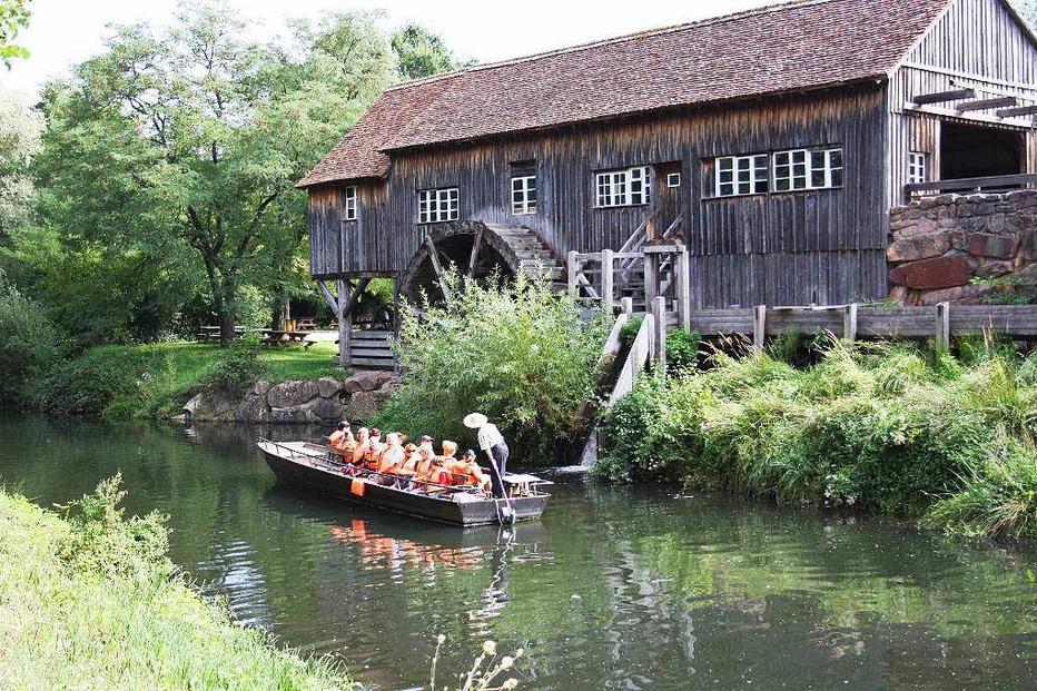 Ecomusée d'Alsace, Ungersheim - Badische Zeitung TICKET