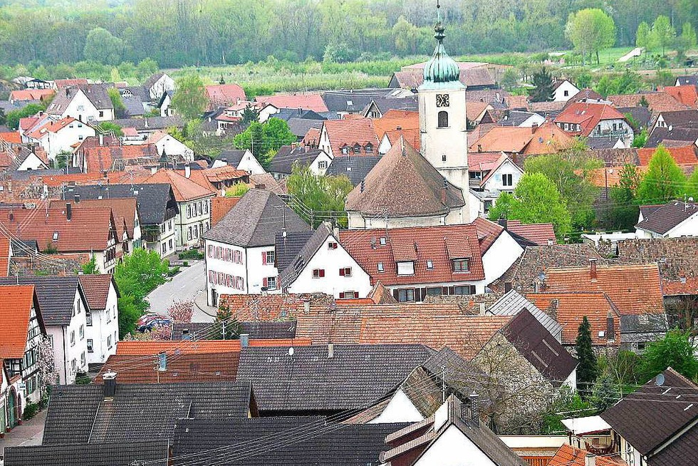 Ortsteil Jechtingen - Sasbach