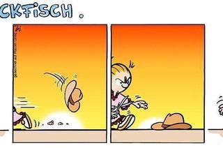 Lucy Backfisch: Hutprobleme