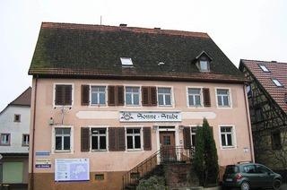 Gasthaus Sonne-Stube (geschlossen)