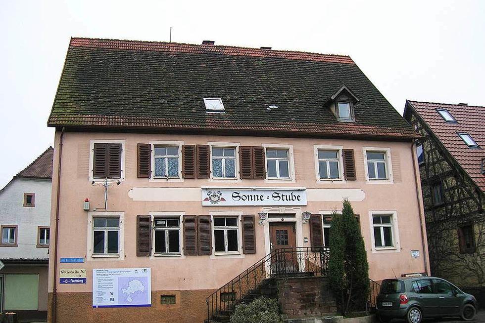 Gasthaus Sonne-Stube (geschlossen) - Sexau