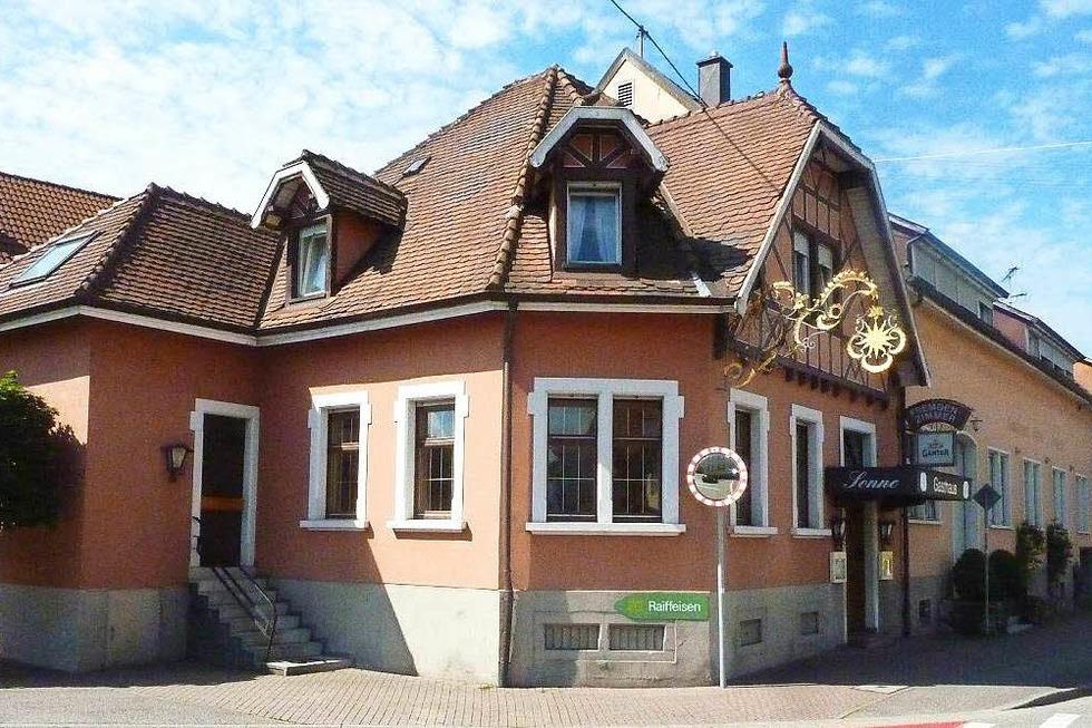 Gasthaus Sonne (geschlossen) - Teningen