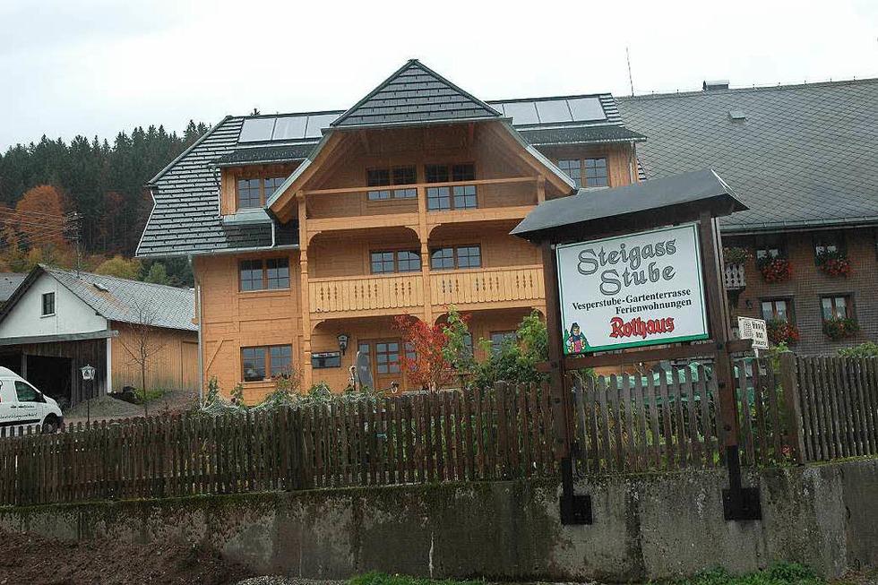 Beste Spielothek in Bernau-Riggenbach finden
