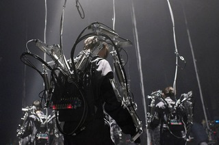 "Louis-Philippe Demers' interaktive Roboterperformance ""Inferno"""
