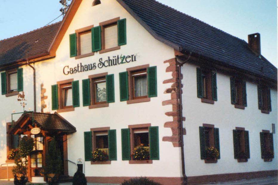 Gasthaus Schützen - Herbolzheim