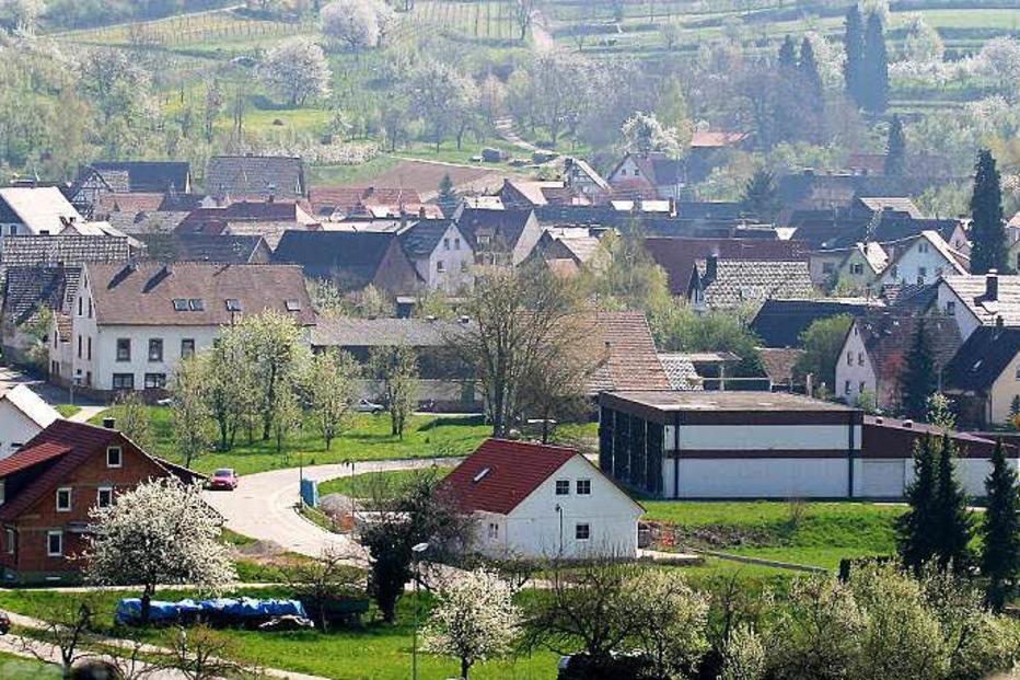 Ortsteil Broggingen - Herbolzheim