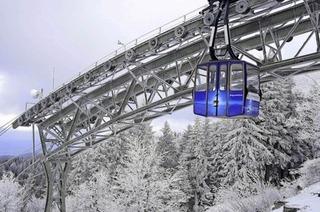 Freifahrt auf der Schauinslandbahn - den ganzen Sonntag