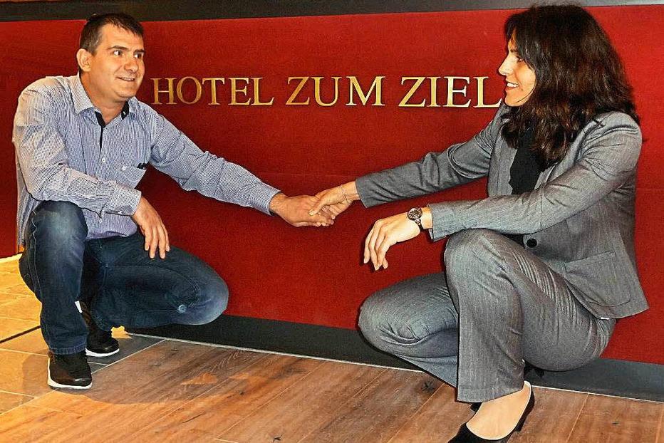 Gasthaus Zum Ziel - Grenzach-Wyhlen