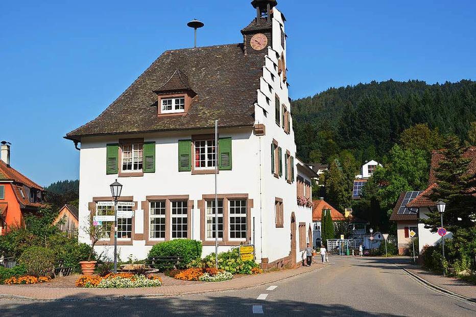Rathaus Schweighof - Badenweiler