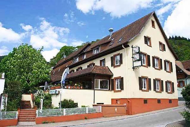 Landgasthaus Sonne (Schweighof)