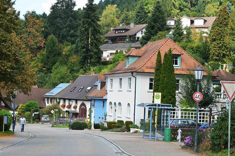 Ortsteil Schweighof - Badenweiler