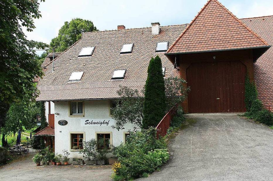 Gasthaus Zum Schweighof - Bollschweil
