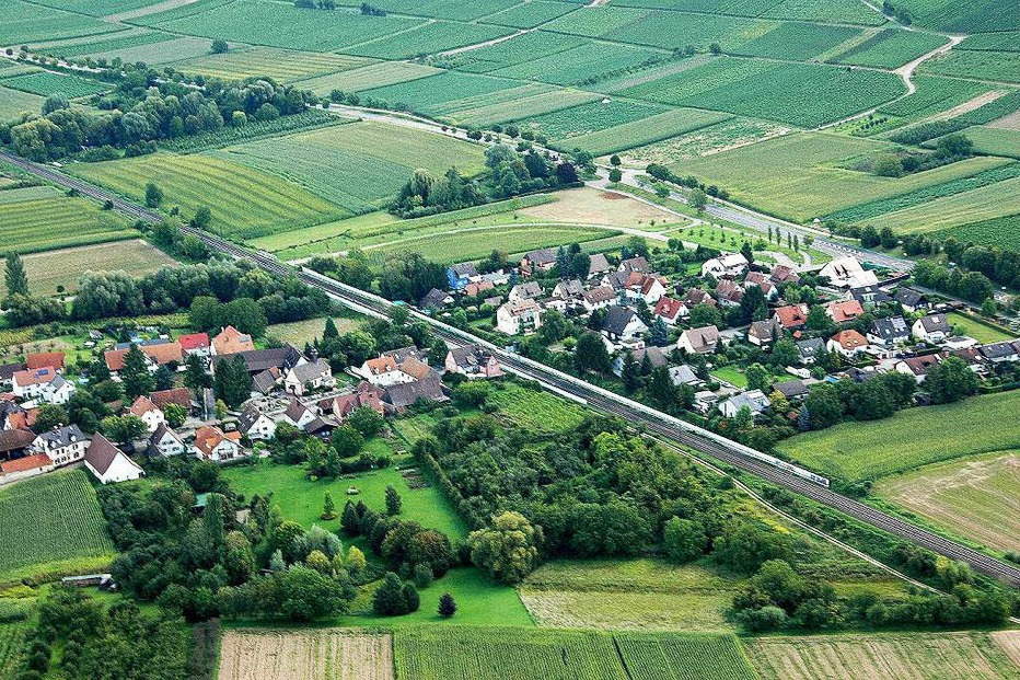 Scherzingen - Ehrenkirchen