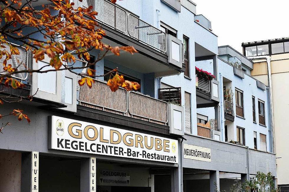 Goldgrube Kegelcenter Freiburg - Freiburg