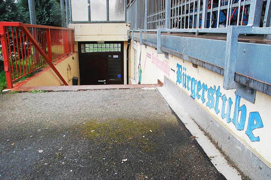 Kegelbahngaststätte Herten (geschlossen) - Rheinfelden